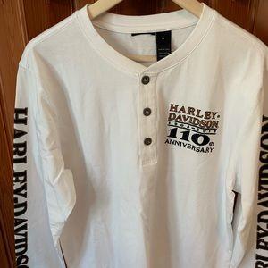 Men's medium Harley Davidson shirt